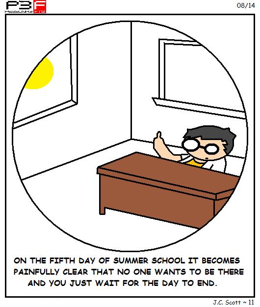 Summer Classes pt. 5