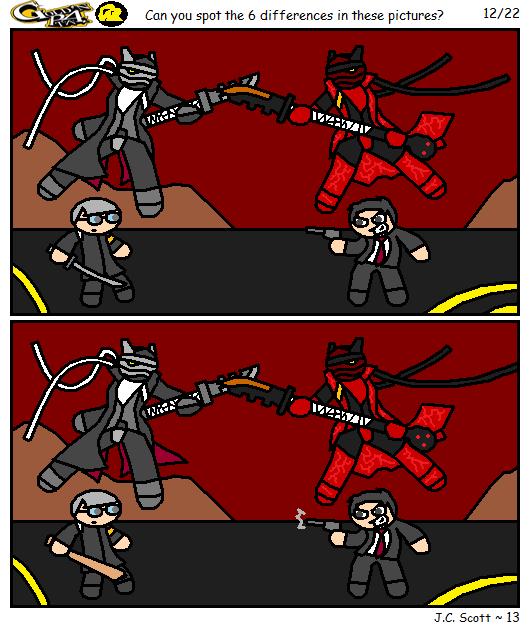 Izanagi vs. Magatsu-Izanagi