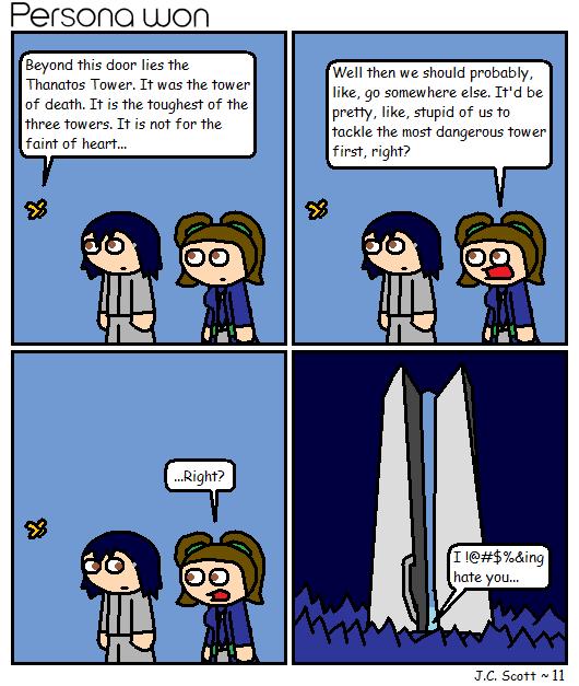 Thanatos Tower pt. 1