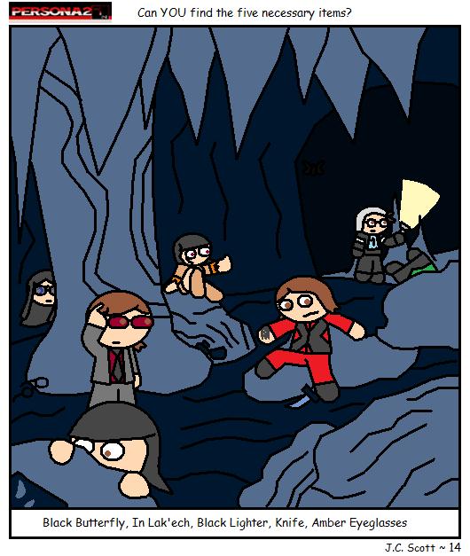 EX Dungeon pt. 14