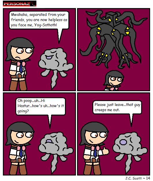 EX Dungeon pt. 31 - Hastur